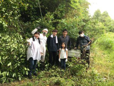 霊山寺に集うひとの手でもみじ寺を復活させよう!ボランティア・苗木の提供を募集します
